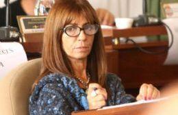 A Fernanda Iveli, concejal por Cambiemos en Ensenada, se le salió la cadena.