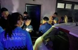 Continúan las intervenciones de Control Urbano ante reuniones clandestinas