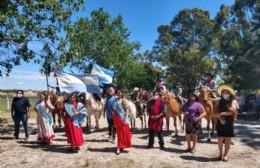 Celebración del Día de la Tradición en el Fortín Gaucho de Berisso