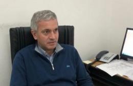"""Gabriel Bruno: """"Nuestro objetivo no es incrementar las tasas sino sumar contribuyentes"""""""