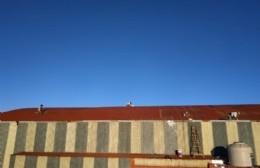 El CEyE lanzó un bono contribución para reparar el techo del gimnasio principal