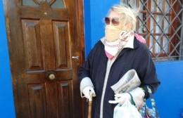 """La opinión de los mayores: """"Una desolación total en el semblante de la gente"""""""