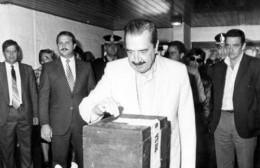La UCR de Berisso convoca al homenaje a Raúl Alfonsín