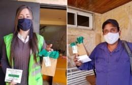 Sindicato de Trabajadores Municipales: Comenzó la entrega de obsequios