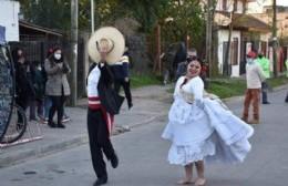 Berisso también fue sede de los festejos por el Bicentenario de la Independencia del Perú