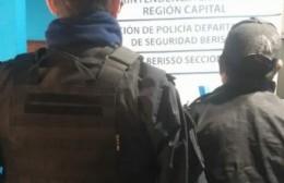 Joven detenido por robos reiterados