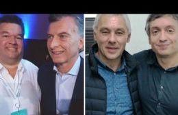 La selfie con Macri, el cruce de calle de Barragán y Secco que mete la cola