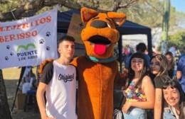 El Equipo Puente y la ONG Callejeritos de Berisso conmemoran el Día Mundial del Animal