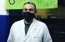 """El doctor Rivero y la responsabilidad social: """"Hay gente que no entendió que estamos en una situación extrema"""""""