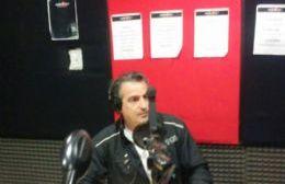 Nelson Spagnuolo, en diálogo con 'BerissoCiudad en Radio'.