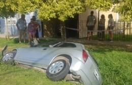 Accidente 18 y 160: Hay heridos