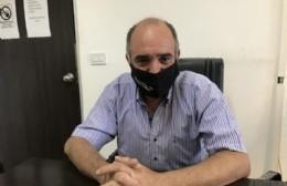 """Epeloa y la fiesta en Bomberos: """"No fue por decisión del presidente"""""""