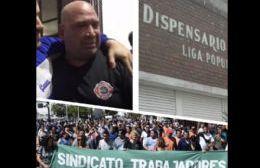 """La """"papa caliente"""" del SAE, paritarias municipales, la oposición y Scafati presidente de Bomberos"""