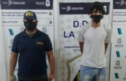 Degenerado: detienen en Villa Elvira un joven buscado por abusar a la hijastra de 4 años en Berisso