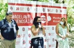 Encuentro de mujeres radicales en Los Talas