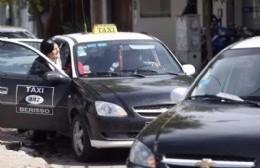 Funcionamiento del transporte público en Año Nuevo: 10 % de taxis y colectivos con frecuencia reducida