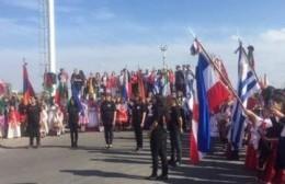 """Marianela Bettencourt: """"Fue un año increíble y llevamos bien alto las banderas de los países que representamos"""""""