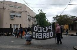 """Protesta del Polo Obrero: """"Es un cuadro de miseria creciente y el municipio parece no verlo"""""""