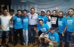 Garaza relanzó la Juventud Sindical Petrolera