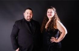 Matías y Naimé, pop lírico y un gran repertorio musical