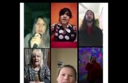 """""""Resistiré"""" desde casa : Un video que invita a seguir, a pesar de todo"""