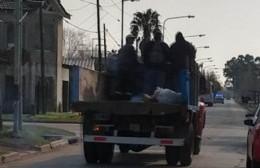 Cruce entre Torres y los trabajadores de la recolección: La sangre no llegó al río