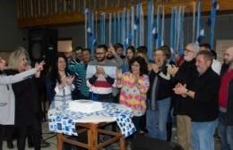 """El Centro Cultural """"Juanjo Bajcic"""" celebró su segundo aniversario"""