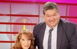 Nedela junto a Magdalena Ruiz Guiñazú por Canal 7