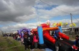 """El comedor """"Los Peques"""" celebró el Día del Niño a pura diversión"""