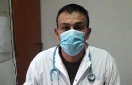 """El doctor Rivero y la solidaridad en pandemia: """"Los referentes barriales también trabajan para generar conciencia"""""""