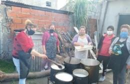 La Agrupación Guaraní se prepara para el Día de la Niñez y apela a la solidaridad de la comunidad