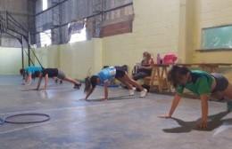 Retornaron las prácticas presenciales de las Escuelas Deportivas Municipales
