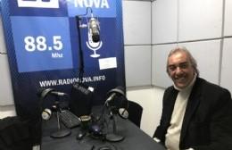 Alfredo Zanaroni, director del nosocomio.