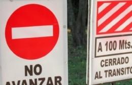 Cortes de tránsito por tareas de YPF en zona de Ensenada