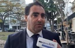 Marcelo Peña, abogado patrocinante de los choferes.