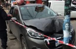 Fue protagonizado por un Peugeot 208.