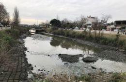 Descenso del nivel del río y ya hay faltante de agua en algunos barrios