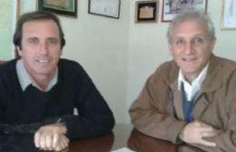 Autoridades del Sindicato de Trabajadores Municipales de Berisso.