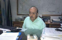 Raúl Murgia, secretario de Obras y Servicios Públicos.