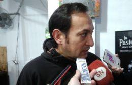 Juan Murgia, secretario adjunto de la CTA de Berisso.