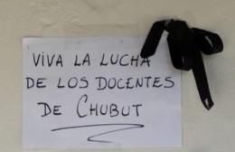 """Altísimo acatamiento a la huelga docente en Berisso: """"Más que paro es una jornada de luto"""""""
