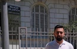"""Mauricio Giménez: """"Fui falsamente acusado y la Justicia determinó que soy inocente"""""""