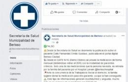 """Desde BerissoCiudad se rechaza la imputación de """"angustia e incertidumbre"""": Información y colaboración sin restricciones"""
