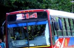 Contingencia sanitaria: Recorridos cubiertos por la Línea 214