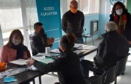 Se desarrolló la primera jornada itinerante del Centro de Acceso a la Justicia