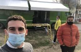 """Celi celebró la instalación del cajero en La Franja: """"Es bueno que reconozcan la gestión, pero no es lo principal"""""""