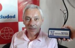 """Cagliardi: """"No siento que tengo una oposición, tengo acompañamiento de todos los políticos"""""""
