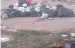 Villa Argüello también padece la falta de recolección de residuos