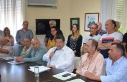 Nedela encabezó la última reunión de Gabinete de su gestión de gobierno