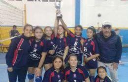 Santiagueños nuevamente campeón en vóley